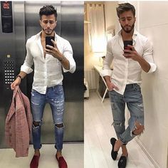 What do you think of this outfit? Leave a comment below . Mens Fashion 2018, High Fashion Men, Mens Fashion Blog, Fashion Sale, Mens Style Guide, Men Style Tips, Streetwear Mode, Streetwear Fashion, Herren Outfit