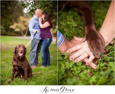 Engagement shoot with dog – Chico California Engagement Photographer www.kimiegracephoto.com