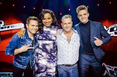 Zitten jullie klaar? – Wie wint de grote finale van 'The Voice van Vlaanderen'!