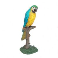 PARROT ON TREE Prop Statue Display   use code 'cindy' for discount on these items lmtreasures.com for more great items code cindy for all discounts see my other pins for great cool items 626-252-7354