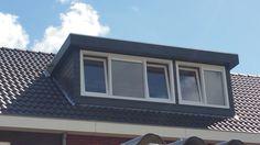 Dormer Roof, Dormer Windows, Cladding, Attic, Ramen, New Homes, House Design, Outdoor, Home Decor