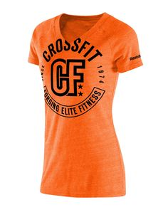 CrossFit HQ Store- MS Fundamental Tee - Women Buy Authentic CrossFit T-Shirts, CrossFit Gear, Accessories and Clothing