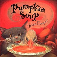 """Helen Cooper says this book is about """"sharing, squabbling and making up."""""""