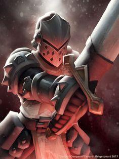 ArtStation - Darkest Dungeon Fan-Art - Crusader , Johannes Helgeson