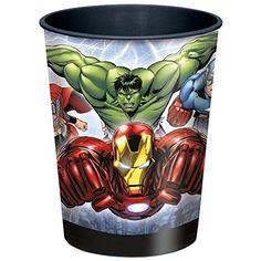 Marvel's Avengers Plastic 16 oz Cup