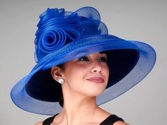 I think it would be so fun to wear hats!  :)  New Church Kentucky Derby Dress Hat