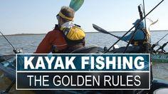 Golden Rules of Kayak Fishing