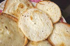 Serabi Tepung Beras (Indonesian Rice Flour Pancake)