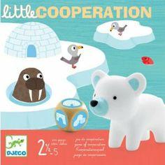Coopération Djeco, Idées Cadeau Kids, Jeux De Coopération, Dans Leur, Cadeaux Pour, Cadeaux Enfants, Jeu De, Little Coopération, Gagner Ensemble