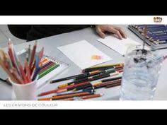 Lignes & Formations - Résumé Vidéo Tuto Matériel Dessin