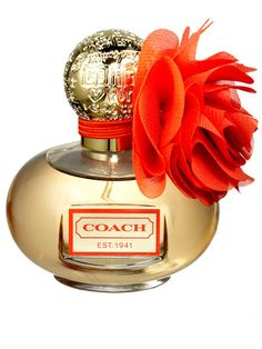 Coach Poppy Blossom: it only makes sense to give sweet scents for gifts.