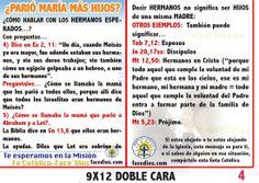 Te esperamos en la Misión  Fe Católica-Face´Dios
