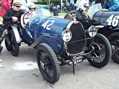 Bugatti T13 Brescia (1924)