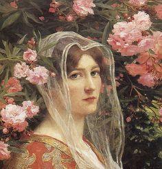 Elizabeth Sonrel - Cordelia [detail]