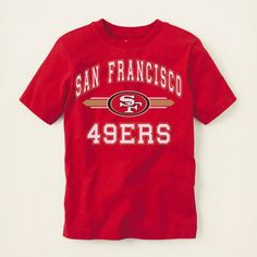 ShopStyle: San Francisco 49ers graphic tee
