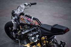 Ed Turner's radical Suzuki GSX1100