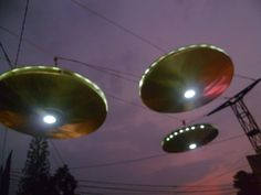 UFO in the Loubelle Store (Bandung)