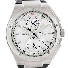 IWC Big Ingenieur Chronograph Automatic Mens Watch IW378405 Unworn