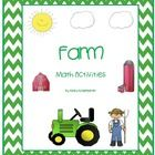 This affordable pack includes several differentiated math activities.    2 pages of Patterns 2 page of Graphing 1 page of Measuring (5 pictures to ...
