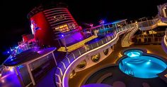 A Quiet Night at Quiet Cove. Top 10 Things To Do On A Disney Cruise For Adults