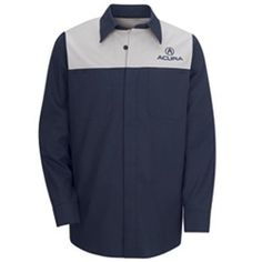 $22.99 - 4.25 Oz. 65% Polyester / 35% Cotton. Long Sleeve Shirt. TouchTex II soft hand Poplin. Soil Release & Wickable Finish. Two Button Thru Pockets. Stitched Down Front Facing with Button Closure. Convertible Collar with Stays.  Embroidered Logo included.