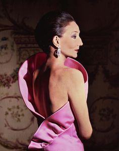 La chronique de Suzy Menkes From Paris to Manhattan Jacqueline de Ribes 1