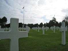 memorial day a time to remember - American Cemetery at Omaha Beach #MemorialDay