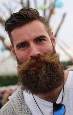 short beard styles for oval face Moustache, Walrus Mustache, Beard No Mustache, Great Beards, Awesome Beards, Long Beard Styles, Piercings, Mens Hairstyles With Beard, Epic Beard