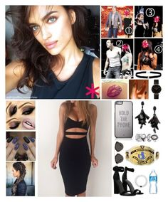 """😈 Irina 😈 - Title Call Dean"" by forgotten-memories on Polyvore featuring Kate Spade, T3, Kendall + Kylie, Amanda Rose Collection, CLUSE, Oscar de la Renta, Christian Dior and Lokai"