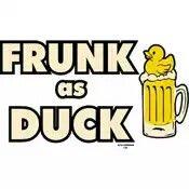 .... Frunk duck ....