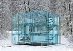 100 Unusual Houses from Around the World. Wow! That would be sooooo neat! You wouldn't be able to hide anywhere. Lol
