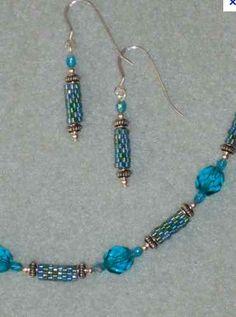 Peyote Drop Jewelry