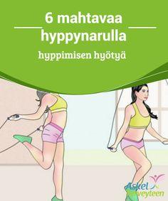 6 mahtavaa hyppynarulla hyppimisen hyötyä Naruhyppely ei ole ole vain hauskaa, vaan se on myös tehokas keino pysyä kunnossa ja kasvattaa sekä keuhkojen tilavuutta että fyysistä kestävyyttä.