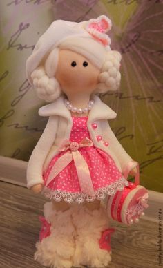 Текстильная куколка малышка Анабель - Юлия Соколова - Ярмарка Мастеров http://www.livemaster.ru/item/9979385-kukly-igrushki-tekstilnaya-kukolka-malyshka
