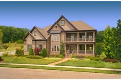 Kings' Chapel by Drees Homes in Arrington, Tennessee