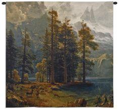 Sierra Nevada  Albert Bierstadt