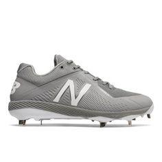 4040v4 Men's Baseball Shoes - Grey (L4040AG4)