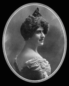 Madrid, 1913.  la magnífica Consuelo Bello «La Fornarina»