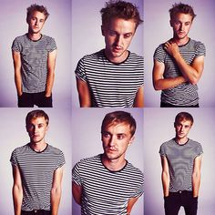 Tom Felton = British Ryan Gosling... never thought of that, but boy you're cute.