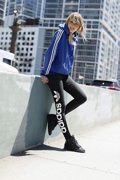 Legíny, adidas Originals Adidas Originals, The Originals, Sporty, Shopping, Style, Fashion, Swag, Moda, Fashion Styles