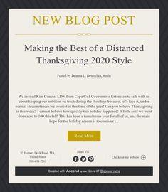 New Blog Post