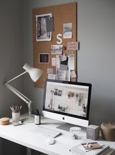 So make sure you design your home office exactly how you want from the perfect colors. See more ideas about Desk, Home office decor and Home Office Ideas. Home Office Setup, Home Office Desks, Office Chairs, Office Ideas, Creative Office Decor, Office Inspo, Desk Ideas, Office Spaces, Office Style