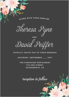 Bargain Wedding Invitations #WeddingWhoPaysForWhat
