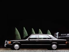 Mercedes-Benz S-Class W126 photo #76833
