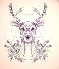 Motiv pro trička a tašky Návrh na tetování