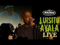 Luisito Ayala @ B.B. King, NY,Trumpet SOLO Hector Rodriguez y Anibal Mar...