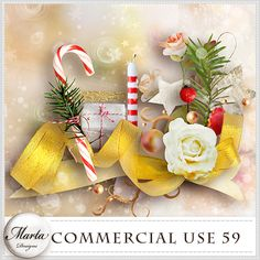 Commercial Use 59 :: ALL NEW :: Memory Scraps