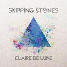 claire de lune skipping stones album cover - Google Search