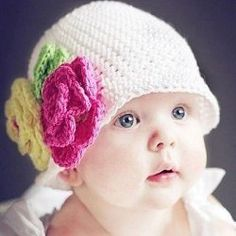 Lots of crocheting patterns for hats of all shapes and sizes