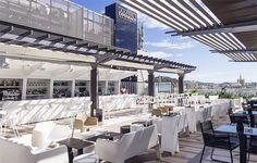 La terraza Lob | El Corte Inglés Málaga